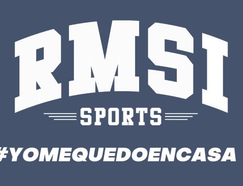 RMSISports se queda en casa