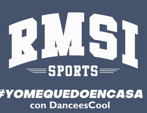#RMSISportssequedaencasa con DanceesCool