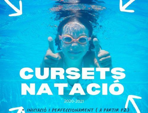 CURSOS NATACIÓN