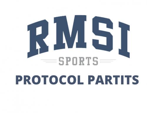 Protocol partits RMSI SPORTS